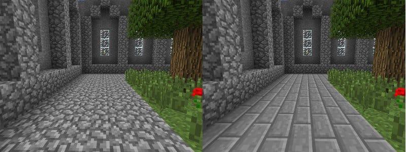 minecraft basic road image