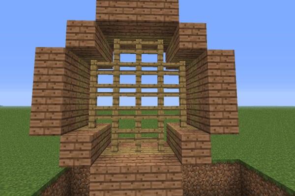 minecraft watermill image