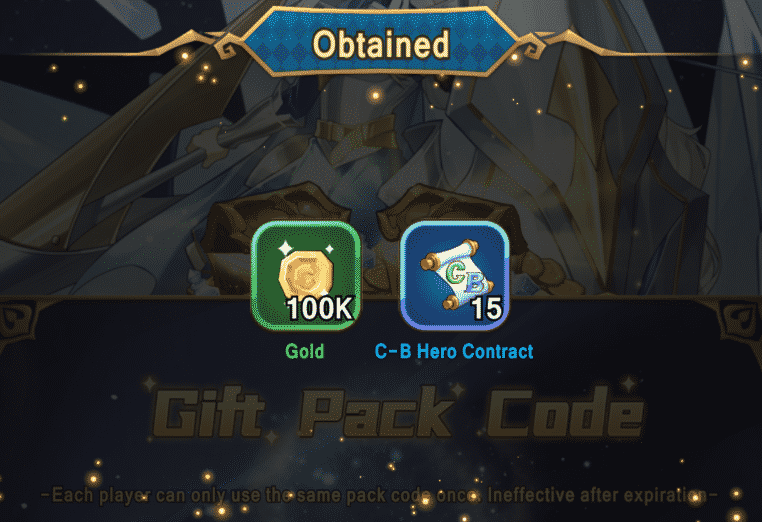Olympus: Idle Legends Gift Codes