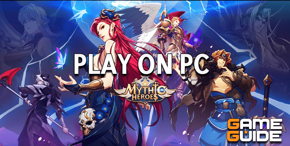 Download & Play Mythic Heroes on PC